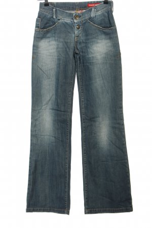 Miss Sixty Jeans larghi blu stile casual