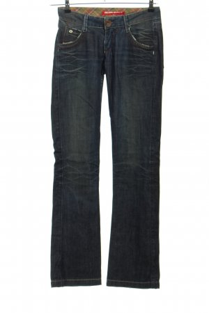 Miss Sixty Low Rise Jeans blue casual look
