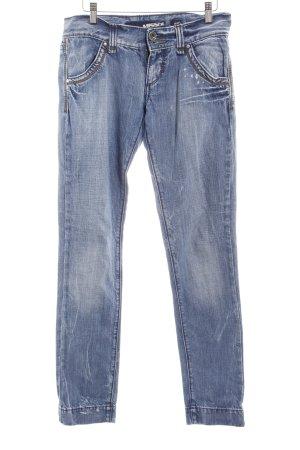 Miss Sixty Hüftjeans kornblumenblau Jeans-Optik