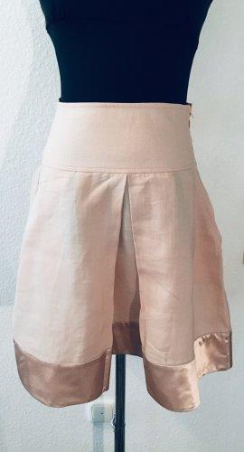Miss Sixty Rok met hoge taille rosé