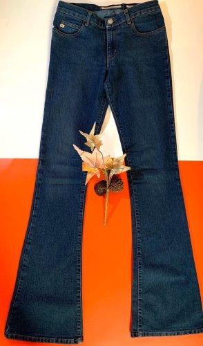 Miss Sixty Jeans vita bassa blu scuro