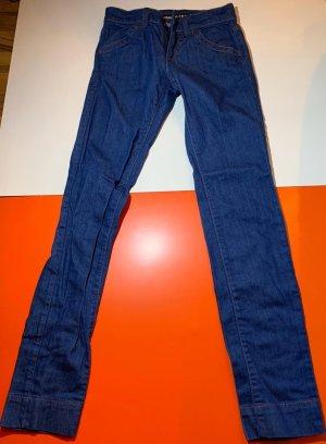 Miss Sixty Jeans vita bassa blu