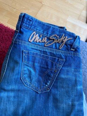 Miss Sixty Workowate jeansy błękitny