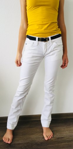 Miss Sixty Tube Jeans white