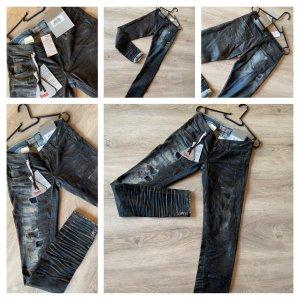 Miss Sixty Skinny Jeans black-dark blue