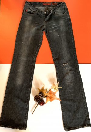 Miss Sixty Low Rise Jeans black