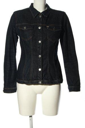 Miss Sixty Veste en jean noir style décontracté