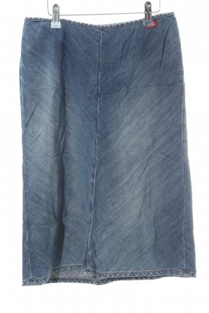 Miss Sixty Denim Skirt blue casual look