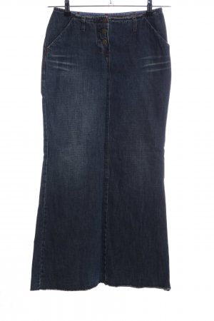 Miss Sixty Spijkerrok blauw casual uitstraling
