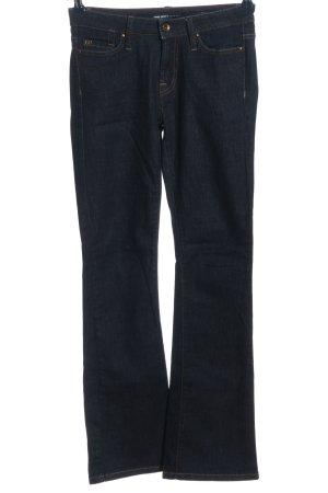 Miss Sixty Jeansowe spodnie dzwony niebieski W stylu casual