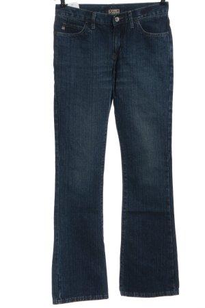 Miss Sixty Jeans flare bleu style décontracté