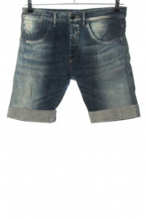 Miss Sixty Jeansshorts blau Casual-Look