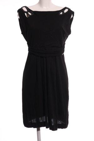 Miss Sixty Jersey Dress black elegant