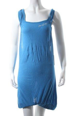 Miss Sixty Jerseykleid blau