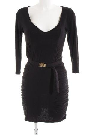 Miss Sixty Jerseykleid schwarz Casual-Look