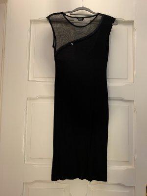 Miss Sixty Shortsleeve Dress black cotton