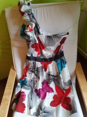 Miss Sixty Robe avec jupon multicolore