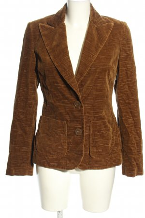 Miss Sixty Korte blazer bruin casual uitstraling