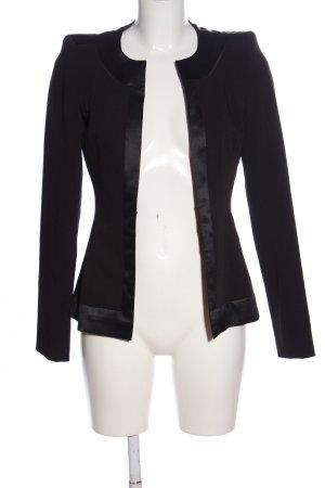 Miss Sixty Korte blazer zwart zakelijke stijl