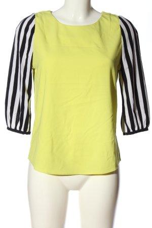 Miss Sixty Langarm-Bluse Streifenmuster Elegant