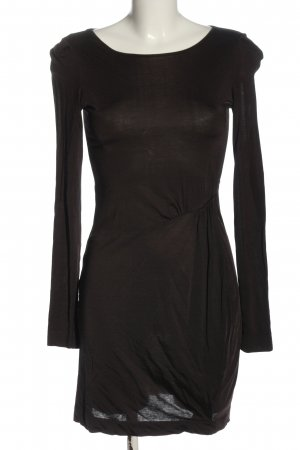 Miss Sixty Longsleeve Dress brown casual look