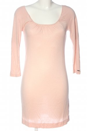 Miss Sixty Langarmkleid creme Casual-Look
