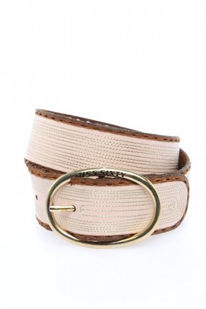 Miss Sixty Leather Belt multicolored casual look