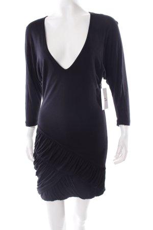 Miss Sixty Longshirt schwarz schlichter Stil