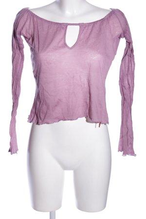 Miss Sixty Longsleeve pink Casual-Look
