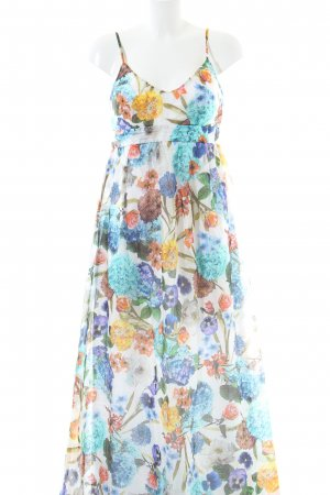 Miss Sixty Maxi Dress multicolored