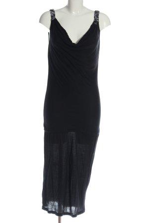 Miss Sixty Midi Dress black elegant