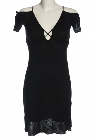 Miss Sixty Robe courte noir style décontracté