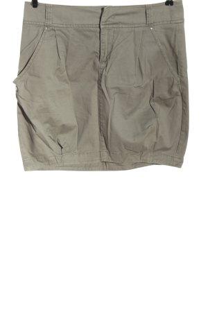Miss Sixty Mini-jupe gris clair style décontracté