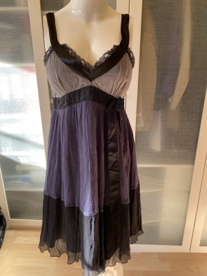 Miss Sixty Cargo Dress grey-lilac
