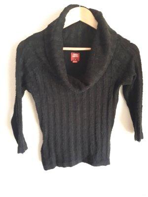 Miss Sixty. Pullover. schwarz.