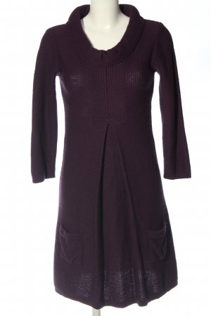 Miss Sixty Robe pull violet style décontracté