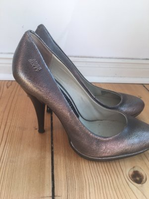 Miss Sixty Pumps Gold/Bronze metallic