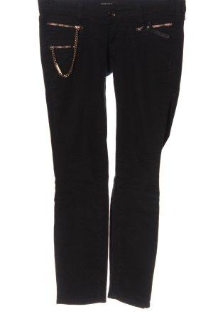 Miss Sixty Pantalon d'équitation noir style décontracté