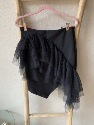 Miss Sixty Gonna di tulle nero