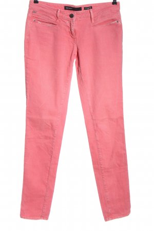 Miss Sixty Röhrenjeans pink Casual-Look