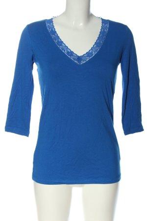 Miss Sixty Longsleeve blue flecked casual look
