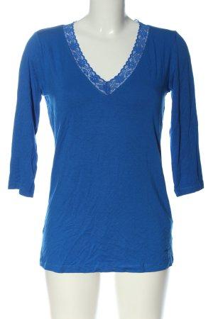 Miss Sixty Longsleeve blue casual look