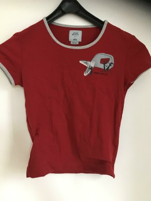 Miss Sixty T-Shirt red polyester