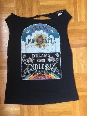 Miss Sixty Camiseta estampada multicolor Algodón