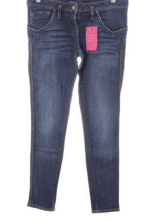 Miss Sixty Skinny Jeans dunkelblau Jeans-Optik