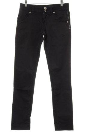 Miss Sixty Skinny Jeans schwarz Casual-Look