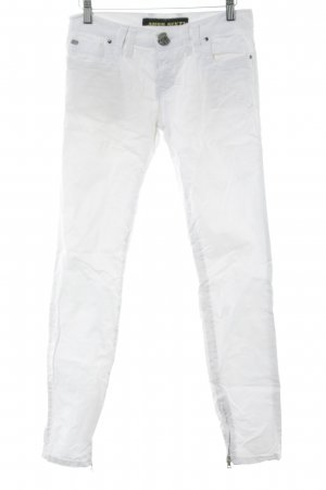 Miss Sixty Skinny Jeans weiß Casual-Look