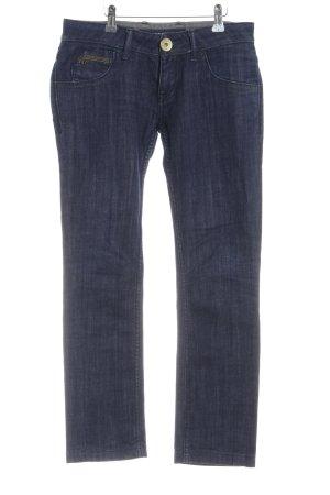 Miss Sixty Slim Jeans dunkelblau Casual-Look