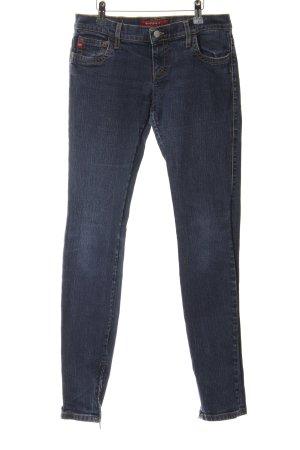 Miss Sixty Slim Jeans stahlblau Casual-Look