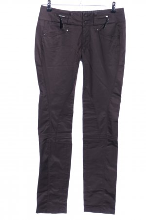 Miss Sixty Stoffhose braun Casual-Look